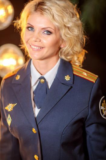Сотрудница тагильской колонии приняла участие во Всероссийском конкурсе «Мисс УИС»