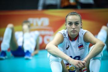 Капитан «Уралочки-НТМК» Ксения Парубец получила тяжелейшую травму и выбыла до конца сезона