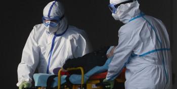 «Медиазона» сообщила о почти 75 тысячах погибших от коронавируса в ковидных больницах с начала апреля