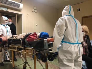 Что делать, если вашего родственника госпитализируют с COVID-19? Разбираемся на примере городской больницы №1