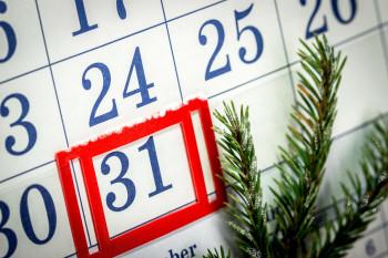 Губернаторов попросили объявить 31 декабря выходным днём