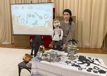 Актриса театра кукол Нижнего Тагила поставит спектакль с песочной анимацией