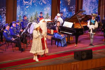 Джазовый праздник непослушания готовит Нижнетагильская филармония для своих маленьких слушателей на Новый год