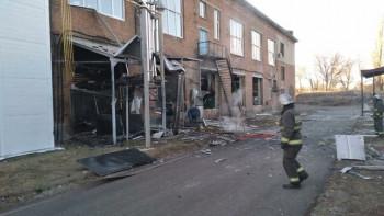 На фабрике под Воронежем произошёл взрыв, есть пострадавшие (ВИДЕО)