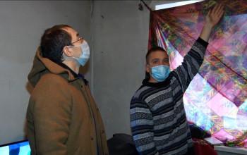 Дзержинская прокуратура через судебных приставов заставит мэрию Нижнего Тагила отремонтировать квартиру инвалида
