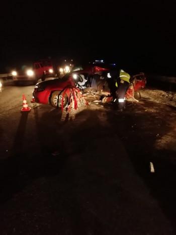 «Один погиб, ещё пять получили травмы». Стали известны подробности ДТП на Серовском тракте под Нижним Тагилом