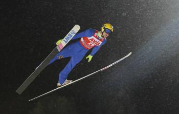 На первом старте этапаКубка мира по прыжкам на лыжах с трамплина в Нижнем Тагиле установили рекорд