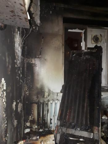 В Нижнем Тагиле во время пожара погибла пожилая супружеская пара