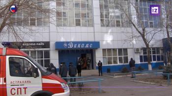 В Астрахани 30 человек госпитализировали после отравления хлором в бассейне, шестеро детей в реанимации