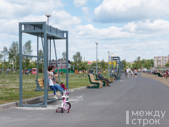 В Нижнем Тагиле парк «Народный» огородят забором за 7 млн рублей
