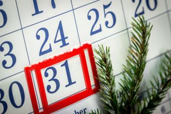 Депутаты Госдумы подготовили законопроект о переносе выходного дня с 8 января на 31 декабря