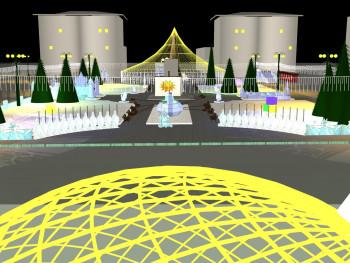 В мэрии Нижнего Тагила объяснили высокую стоимость ледового городка в городе