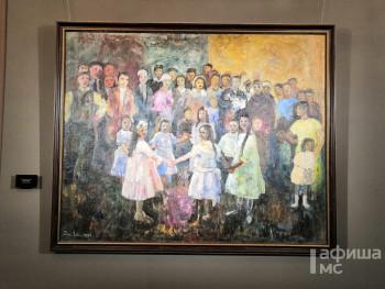 В Нижнем Тагиле показали картину запрещённого советского художника, которую спасли от уничтожения сотрудники краеведческого музея