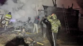 В Башкирии задержали директора сгоревшего пансионата, где погибли 11 постояльцев