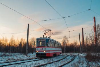 В Нижнем Тагиле с 1 января изменится расписание движения трамваев