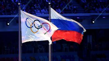 Российским спортсменам запретили выступать на международных соревнованиях под флагом страны