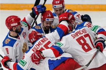 Два тагильчанина стали обладателями Кубка Первого канала в составе сборной России по хоккею