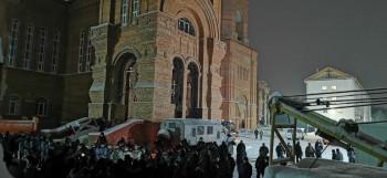 Силовики задержали экс-схиигумена Сергия и провели обыск в захваченном им Среднеуральском монастыре