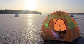 Житель Нижнего Тагила погиб во время зимней рыбалки, задохнувшись в палатке