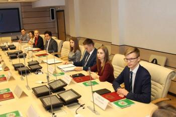 Выборы депутатов Молодёжного парламента региона впервые пройдут на онлайн-площадке