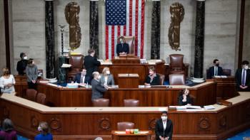 Палата представителей конгресса США объявила Трампу импичмент