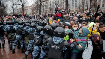 Следственный комитет возбудил уголовное дело о насилии против представителей власти на протестных акциях