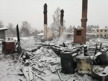 В Нижнем Тагиле пенсионер сгорел в своём садовом домике