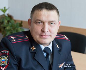 ГИБДД Нижнего Тагила возглавил Александр Зверев