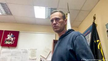 Прокуратура Химок отказалась считать нарушением проведение суда над Навальным в отделе полиции