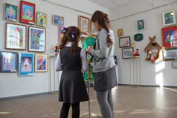 В 2021 году выставка детского творчества музея искусств будет посвящена юбилею «Союзмультфильма»