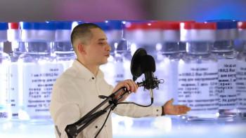 """«Ты нам помоги, """"Спутник V""""». Осуждённые ИК-12 Нижнего Тагила сняли клип, призывающий пройти вакцинацию против коронавируса (ВИДЕО)"""