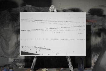 Художник из Екатеринбурга Тимофей Радя продаёт на благотворительном аукционе фото с уличных простев в поддержку Навального