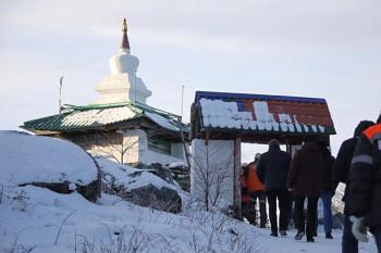 Сын основателя буддийского монастыря в Качканаре написал явку с повинной в полицию по факту незаконной вырубки леса