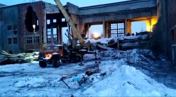 В Свердловской области двое людей погибли при попытке хищения металлоконструкций из-за обрушения кровли котельной