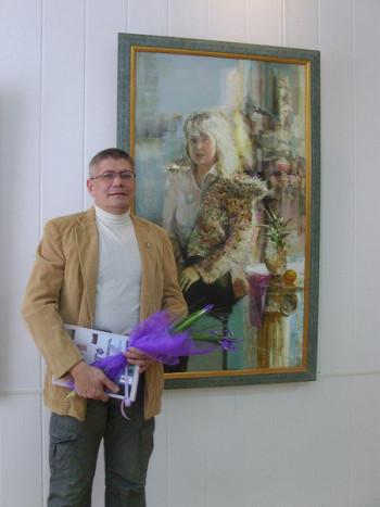 Музей искусств покажет произведения тагильского живописца-сказочника Евгения Бабушкина