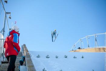 Международные соревнования среди летающих лыжников в Нижнем Тагиле пройдут со зрителями