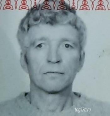 В Нижнем Тагиле пропал 69-летний мужчина