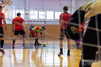 В Нижнем Тагиле прошёл турнир по мини-футболу среди силовиков (ФОТО)