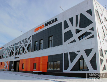 «Мы заявимся в календарь всех российских соревнований». В Качканаре открылся новый Дворец единоборств ЕВРАЗ-Арена «Атлант»