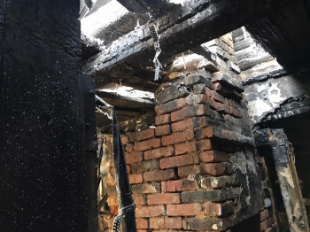 В выходные и праздничные дни в Нижнем Тагиле произошло 13 пожаров