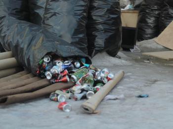 50 процентов отходов можно отдавать в переработку. Общественники проанализировали «мусорную корзину» среднестатистического свердловчанина