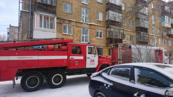На Вагонке из-за протечки трубы в ванной произошёл пожар