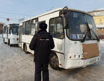 За 3 дня ГИБДД Нижнего Тагила выявила 84 технических нарушения ПДД водителями автобусов