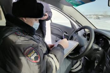 В Красноуфимске сотрудники ГИБДД задержали пьяного водителя автобуса (ВИДЕО)