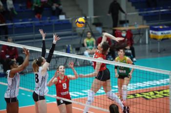 «Уралочка-НТМК» с треском проиграла в финальном матче чемпионата России