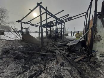 В Нижнем Тагиле и пригороде за выходные в пожарах погибли два человека