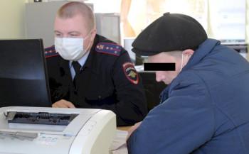 В Алапаевске задержали рецидивиста, расстрелявшего собаку (ВИДЕО)