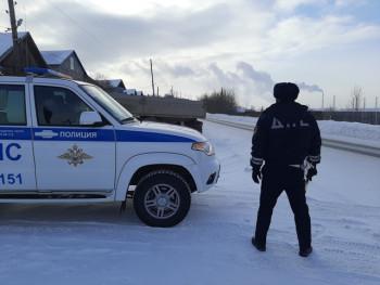 ГИБДД предупредила водителей о гололёде на дорогах Свердловской области