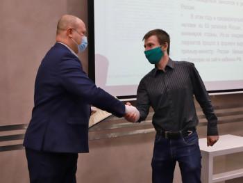 Металлурги НТМК стали лауреатами конкурса «Инженер года – 2020»