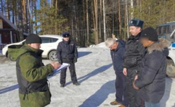 Под Екатеринбургом задержан мужчина, убивший и расчленивший собственного сына